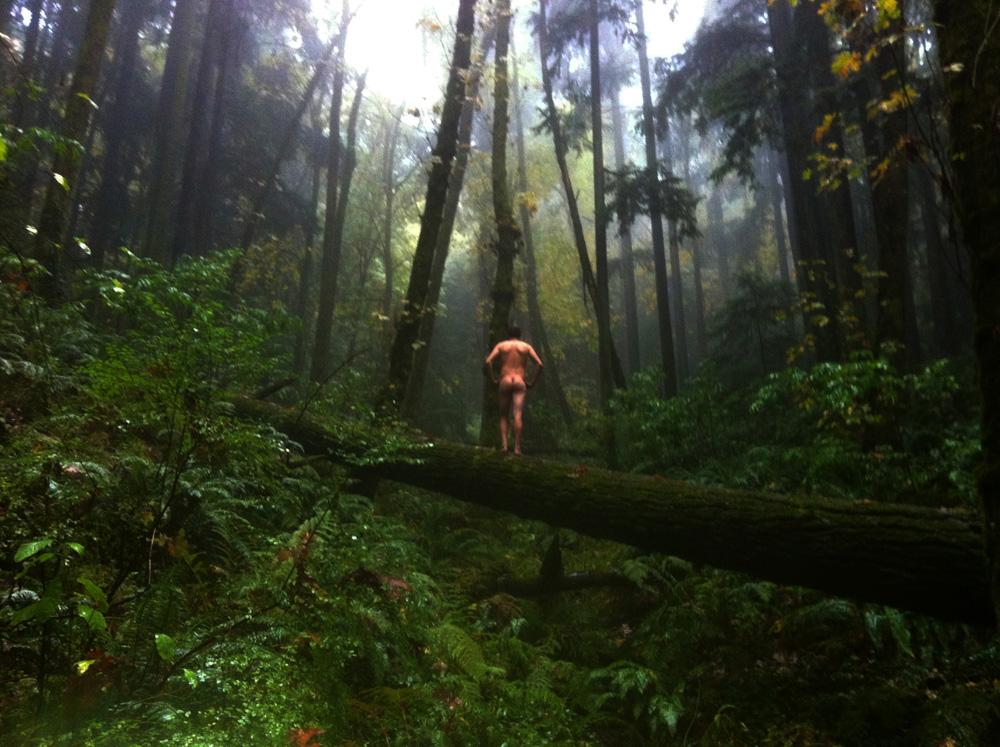 Portland Oregon Nude Naked Photo Art Artist John DeFeo