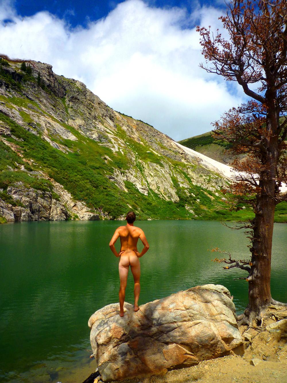 Saint Mary's Lake, Colorado