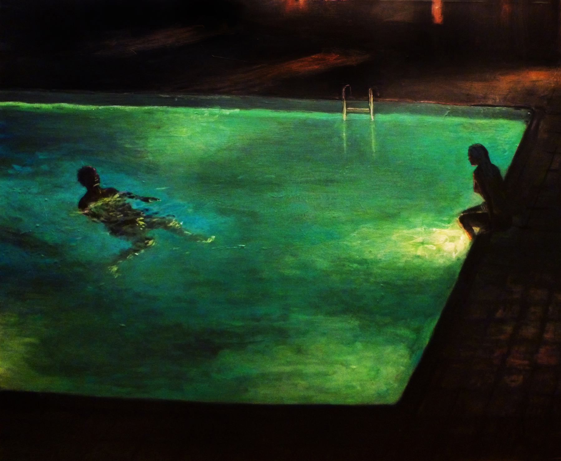 Nightswimming And Other Nocturnal Pleasures Johnny Defeo